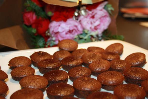 bouchées chocolats