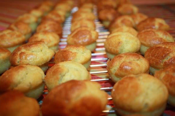 bouchées roquefort 2