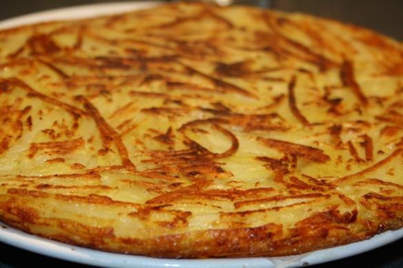 Pommes de terre DARPHIN Galette de pommes de terre