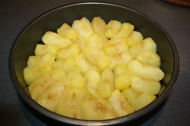 Tatin aux pommes