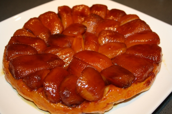 Tatin aux pommes de Christophe Michalak (Version plus light)