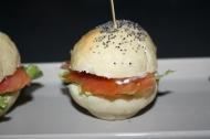 Mini buns Cocktail